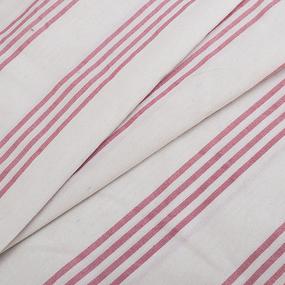 Ткань на отрез тик матрасный смесовый 205 см 160 гр/м2 фото