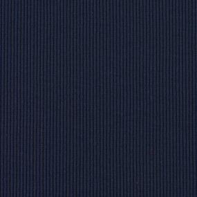 Ткань на отрез кашкорсе с лайкрой 2408-1 цвет темно-синий фото
