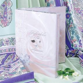 Постельное белье 204541 Яблони в цвету 1 зел 1.5 сп перкаль фото