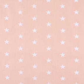 Маломеры бязь плательная 150 см 1700/4 цвет персик 3 м фото