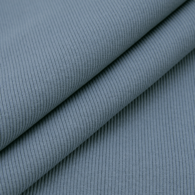 Ткань на отрез кашкорсе 3-х нитка с лайкрой цвет арона серый фото