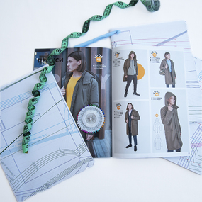 Журнал с выкройками для шитья Ya Sew №6/2020 фото