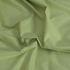 Наволочка сатин 40S 016 Травяной упаковка 2 шт 50/70 фото