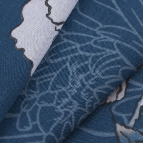 Ткань на отрез поплин 220 см 115 г/м2 6688/1 Фламе фото