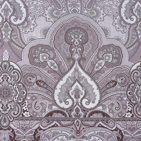 Ткань на отрез поплин 220 см Эмилия 10923/1 основа фото