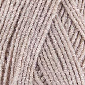 Пряжа для вязания Ализе LanaGold (49%шерсть, 51%акрил) 100гр цвет 05 бежевый фото