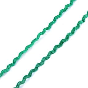 Тесьма плетеная вьюнчик (МЕТАНИТ) С-2914 (3621) г17 уп 20 м ширина 7 мм (5 мм) рис 8657 цвет 078 фото