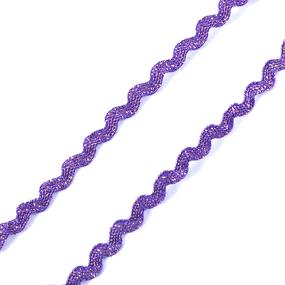 Тесьма плетеная вьюнчик (МЕТАНИТ) С-2914 (3621) г17 уп 20 м ширина 7 мм (5 мм) рис 8657 цвет 171 фото