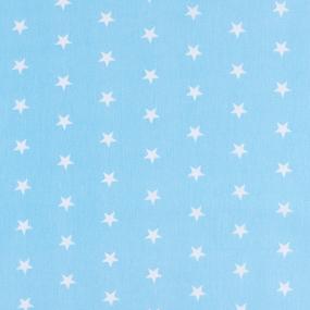 Мерный лоскут бязь плательная 150 см 1700/7 цвет бирюза 2,2 м фото