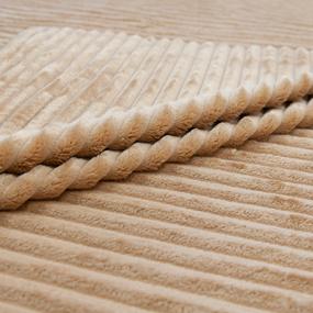 Ткань на отрез велсофт Orrizonte 300 гр/м2 200 см 010-ОT цвет коричневый фото