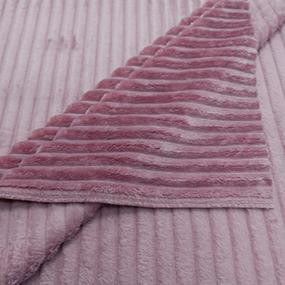 Ткань на отрез велсофт Orrizonte 300 гр/м2 200 см 012-ОT цвет розовый фото