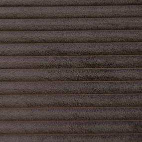 Ткань на отрез велсофт Orrizonte 300 гр/м2 200 см 011-ОT цвет кофейный фото