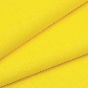 Ткань на отрез бязь ГОСТ Шуя 150 см 11430 цвет желтый фото
