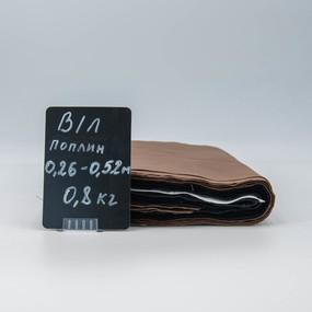 Весовой лоскут Поплин 0,52 / 0,26 м в ассортименте 0,8 кг фото