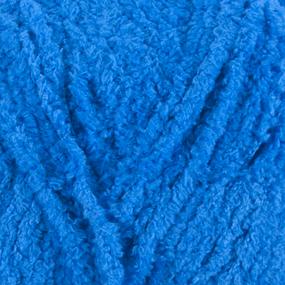 Пряжа для вязания Ализе Softy (100% микрополиэстер) 50гр/115 м цвет 141 василек фото
