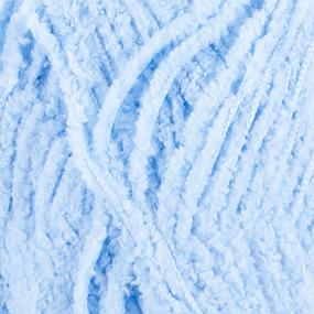 Пряжа для вязания Ализе Softy (100% микрополиэстер) 50гр/115 м цвет 350 светло-голубой фото