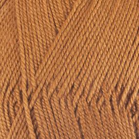 Пряжа для вязания ПЕХ Акрил 100гр/300м цвет 034 золото фото