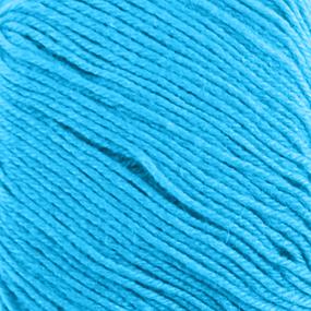 Пряжа для вязания ПЕХ Детский каприз 50гр/225м цвет 583 бирюзовый фото