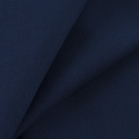 Ткань на отрез бязь ГОСТ Шуя 150 см 10040 цвет темно-синий фото