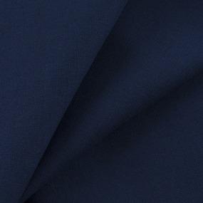 Мерный лоскут бязь ГОСТ Шуя 150 см 10040 цвет темно-синий фото
