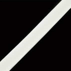 Резинка 25 мм 25 м Ф-20 тканая цвет белый фото