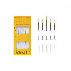 Иглы IDEAL HN-05 набор для слабовидящих уп. 5 игл (0340-0002) фото
