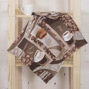 Набор вафельных полотенец 3 шт 50/60 см 194661 Арабика фото