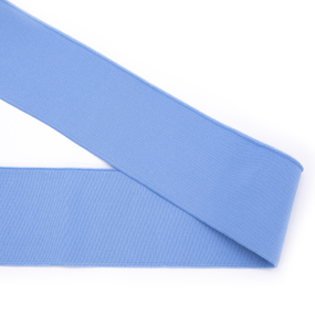 Подвяз 8*80см голубой фото