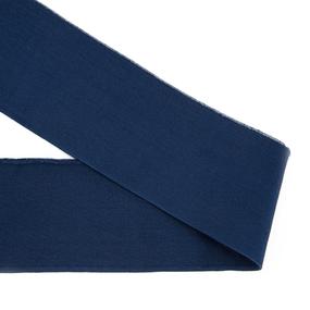 Подвяз 8*80см синий фото