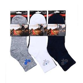 Мужские носки Комфорт плюс 478-3865-h1 размер 41-47 фото