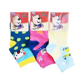 Детские носки 478-7202 размер L (25-30) фото