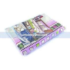 Постельное белье бязь эконом 3792/1 розовый 2-х сп фото