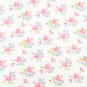 Ткань на отрез cитец белоземельный 80 см 78991 фото