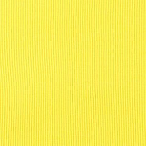Ткань на отрез кашкорсе с лайкрой 2210-1 цвет желтый фото