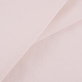 Бязь гладкокрашеная 120гр/м2 220 см на отрез цвет пудра фото