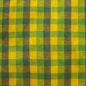 Ткань на отрез полулен скатерная 150 см 5/76-3 фото