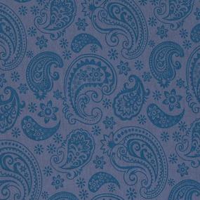 Простыня трикотажная на резинке Премиум цвет пейсли4 120/200/20 см фото