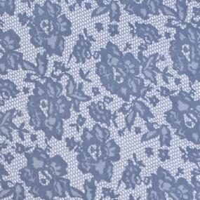 Простыня трикотажная на резинке Премиум цвет цветы54 120/200/20 см фото