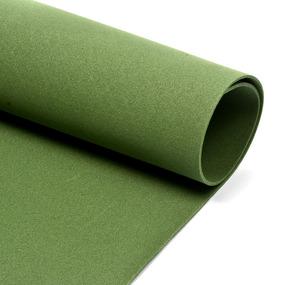 Набор листового фоамирана 032/1 (182) цв.морской зеленый 1 мм уп.50 листов 30х35 см фото