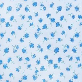 Ткань на отрез ситец белоземельный 80 см 9354 фото
