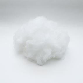 Наполнитель Лебяжий пух искусственный 10 кг фото