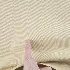 Ткань на отрез кашкорсе с лайкрой Pebble 9551 фото