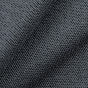 Ткань на отрез кашкорсе с лайкрой Dark Shadow 9556 фото