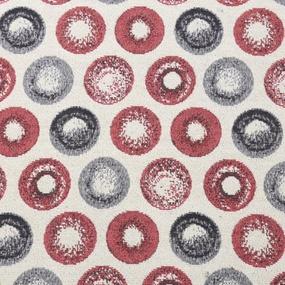 Ткань на отрез гобелен 150 см 309 Круги фото