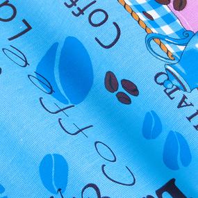 Набор полотенец рогожка 3 шт 35/70 см 4548/3 Кофе фото
