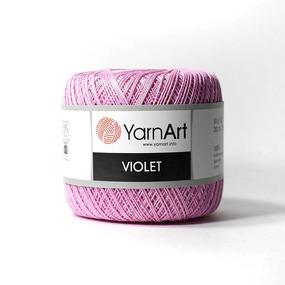 Виолет 319 100% мерсеризованный хлопок 50гр 282м фото