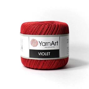 Виолет 5020 100% мерсеризованный хлопок 50гр 282м фото