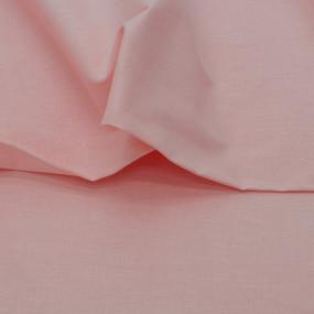 Бязь гладкокрашеная 120 гр/м2 220 см на отрез цвет дымчатая роза фото