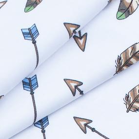 Маломеры интерлок пенье Стрелы и перья 11452-V2 0.3 м фото