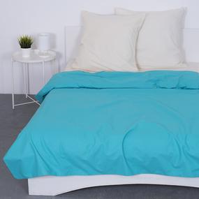 Постельное белье из поплина Тиффани 2-х сп с евро простыней фото